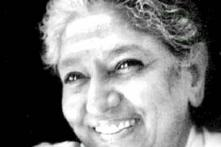 Singer S J anaki refuses to accept Padma Bhushan
