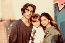 On AbRam's Birthday, Shah Rukh Khan Shares Photo of his Three Children Together