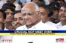 No Pawar vs Pawar battle, says NCP chief