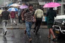 High tide, heavy rain warning in Mumbai
