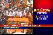 News 360: Congress moves EC against Modi for for violation of model code