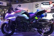 Auto Expo 2020: Suzuki Katana 1000 | First Look