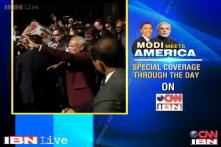 Watch: Promo of CNN-IBN's exclusive coverage of PM Narendra Modi's US visit