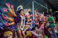 Durga Puja 2019: Kolkata's Mohammad Ali Park Pujo Returns to Original Location After Almost 50 Years