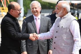 PM Modi Arrives in Houston on Week-long US Visit, to Meet President Trump & Address Mega Event