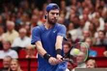 ATP Paris Masters: Defending Champion Karen Khachanov Dumped Out, Denis Shapovalov Through