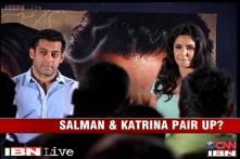 Bollybuzz: Are Salman, Katrina set to pair up?