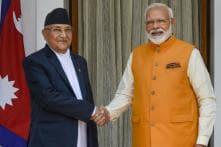 Nepal's PM KP Sharma Oli Invites PM Modi to Visit Kathmandu