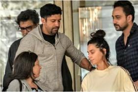 Farhan Akhtar, Shibani Dandekar Visit Ailing Shabana Azmi in Hospital, See Pics