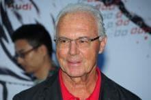 Beckenbauer ends football punditry work amid 2006 scandal