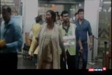 Watch: TMC MP Dola Sen Delays AI Flight By 40 Mins