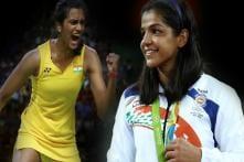 PV Sindhu And Sakshi Malik: India's Golden Girls