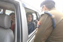 Rahul, Priyanka Stopped from Entering Meerut to Meet Kin of Deceased Anti-CAA Protesters