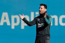 UEFA Champions League: Barcelona's Lionel Messi to Miss Inter Milan Trip