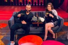 Koffee with Karan 6: Saif Ali Khan Reveals Bedroom Stories, Sara her Man Crush