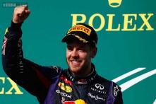 Vettel takes pole position for Brazilian GP