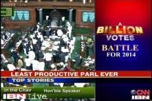 A Billion Votes: Extended winter session begins, 39 bills at stake