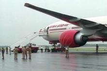 Smoke detected from Air India flight at Kolkata airport, all 133 passengers safe