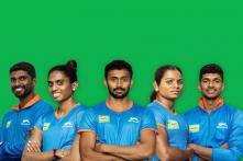 India's New Kit Unveiled ahead of IAAF World Athletics Championships