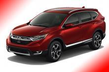 2017 Honda CR-V Unveiled, Sports New Design and a Turbocharger