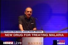 New drug capable of tackling malaria: Ghulam Nabi Azad