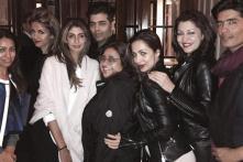 Karan Johar celebrates his 43rd birthday with Manish Malhotra, Shweta Nanda in London