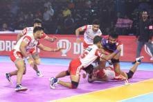 Pro Kabaddi: Vikash Kandola Stars Again as Haryana Steelers beat UP Yoddha