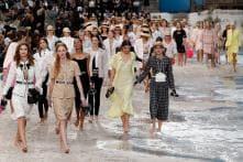 Paris Fashion Week: Chanel's Beach Show Impresses All