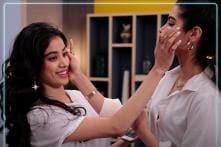Sister Khushi Reveals Janhvi Kapoor Used Milk Bottle till She was 12, Sleep Talks Dialogues