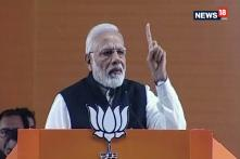 '10% Quota Brought To Ensure Equality' Says PM Modi