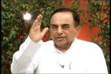 FIR Against Subramanian Swamy in Chhattisgarh for Alleged Remarks Against Rahul Gandhi