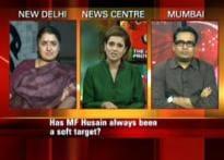 India 360: Husain a soft target?