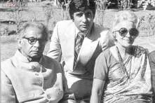 Amitabh Bachchan wants to play Harivansh Rai Bachchan on screen