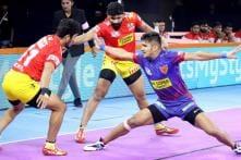 Pro Kabaddi 2019: Dabang Delhi Beat Gujarat Fortunegiants 34-30
