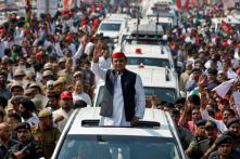 Those Who Won 325 Seats Not Willing to Face Public Again: Akhilesh
