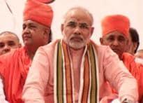 Narmada Dam: BJP, Cong back to blows