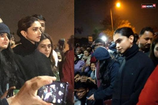 'Chhapaak' or Not, Deepika Padukone Knew JNU Visit Would Invite Hate. But that Didn't Stop Her