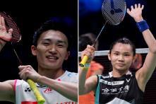 Singapore Open 2019 Takeaways: Kento Momota and Tai Tzu Ying Bag Titles, Japan Reigns Supreme