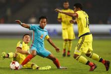 FIFA U-17 World Cup: Colombia Coach Says It Was Stressful After India Scored