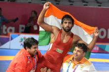 Bajrang Punia to Spearhead India's Challenge at Wrestling Worlds