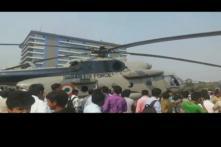 IAF's Mi-17 chopper makes emergency landing in Mumbai, all 6 crew members safe
