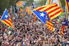 Catalonia Leader Blasts Spain Move to Sack Separatists