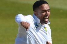 South Africa Rope In Spinner Dane Piedt for Third Test Against New Zealand