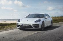 Porsche Panamera Turbo S E-Hybrid Sport Turismo Unveiled