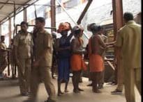 Security up at Sabarimala after hoax bomb call