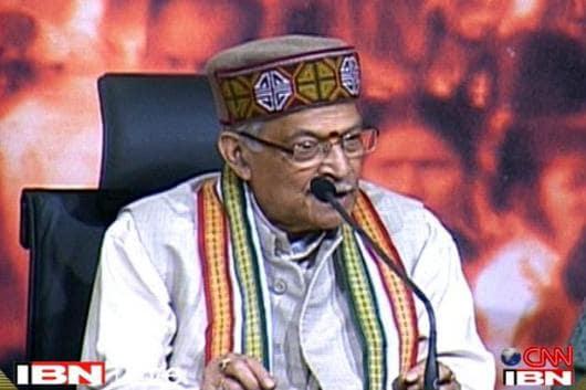 India's border under UPA govt not safe: MM Joshi