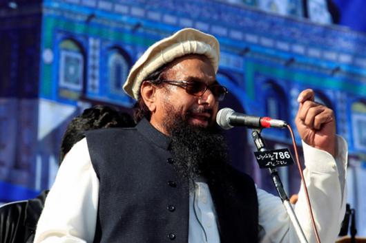 File image of Hafiz Saeed. (Reuters)