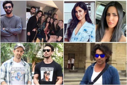 Katrina Kaif's Doppelganger Alina Rai is Her Exact Twin, Ranbir Kapoor at Alia's BFF's Birthday Bash