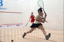 Joshna Chinappa Crashes Out of World Squash Championship