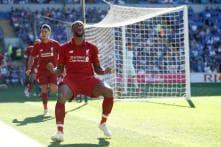 Liverpool's Halftime Chat Inspired Georginio Wijnaldum's Key Goal Against Cardiff City